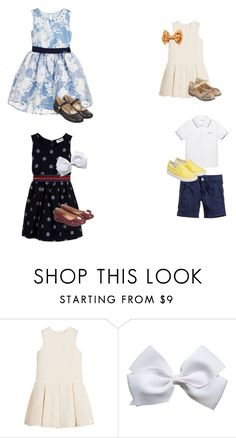 """""""Marie's 8th birthday"""" by haileyvontz ❤ liked on Polyvore featuring GUESS, Monnalisa, Tartine et Chocolat, Manuela de Juan, Il Gufo and Armani Junior"""