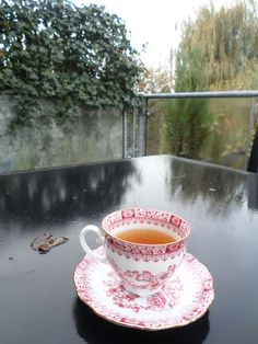 Autumn tea - Theresia Seltmann Weiden