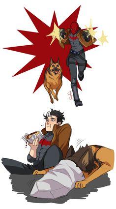 Sometimes I feel like Jason just needs his own dog. Like Dogmeat (no joke, that…