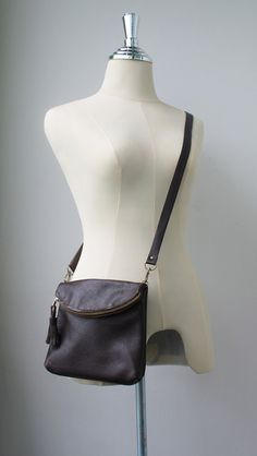 leather purse & clutch from Etsy
