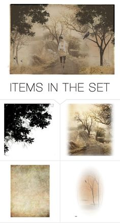 """""""The Journey"""" by colonae ❤ liked on Polyvore featuring art"""
