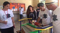 חי, צומח דומם, באולינג, טאקי וסולמות ונחשים, הם חלק ממשחקי ילדות שהונגשו בהאקתון ייחודי עבור ילדים בעלי צרכים מיוחדים שנערך בתל אביב. צפו