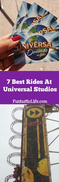 7 Rides You Must Try