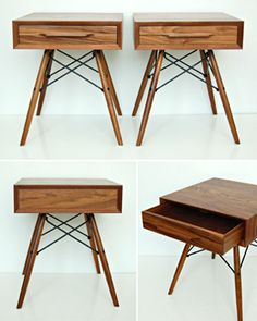 side table: modern conscience by brian hanger