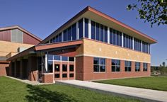 Allendale Elementary School - GMB Architecture + Engineering