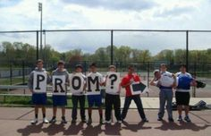 Good idea for getting asked to prom