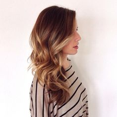 Sombre, soft ombre, ombre with a sexy wave.