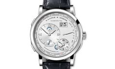A. Lange and Sohne - Revolutionary Designs and Multiple Time Zones - WORLD OF LUXURY Monochrome Watches, Time Zones, Watch Model, Revolutionaries, Minimalist Design, Villa, Luxury, Leather, Articles