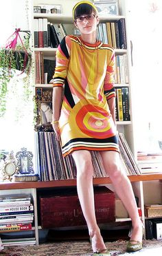 Groovy Pucci. Love these dresses.