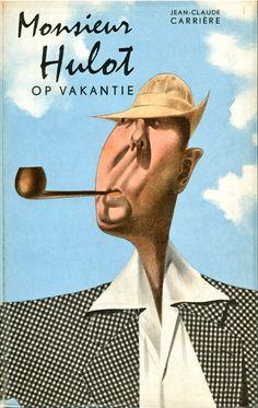 Monsieur Hulot op vakantie – Book after the film of Jacques Tati