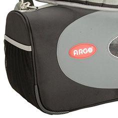 Amazon.com : Teafco Medium Argo Petascope Carrier, Black : Soft Sided Pet Carriers : Pet Supplies