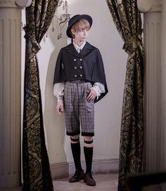 Chalk brothers Vintage Ouji Lolita Full Set - Preorder