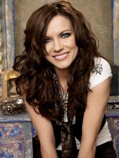 ~Martina McBride~she's very beautiful. she's very talented. her songs speak to me and get me through anything and everything.