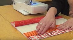 Wanting To Practice Quilting, She Used Her Scraps And What She Made Was Awesome (Watch!) | DIY Joy Projects and Crafts Ideas