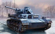 Las Cosicas del Panzer — Panzer IV Ausf.Dcon cañon de 50mm
