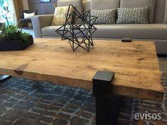 Muebles Fierro-Madera nativa  Estilo Industrial   Andres Gasman  Hola .soy artesano en muebles de  hierro des ..  http://buin.evisos.cl/muebles-fierro-madera-nativa-estilo-industrial-andres-gasman-id-619961