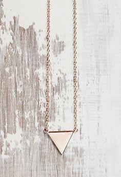 Shashi Arrow Pendant Necklace | Forever 21 - 1000096076