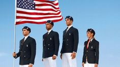 These Olympic uniforms are NOT made in the USA, but due to public outcry, RL has announced they will be starting in 2014 @USA Love List