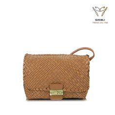Attavanti - Ghibli Designer Woven Leather Shoulder Handbag - Tan, £425.00 (https://www.attavanti.com/luxury-italian-leather-designer-handbags/ghibli-designer-woven-leather-shoulder-handbag-tan/)