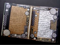 A few journal pages ...