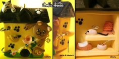 By Tivibi Cat House  https://www.facebook.com/TivibiCreations/photos_albums