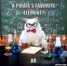 A collection of the Chemistry Cat meme. These are the top Chemistry Cat meme jokes. View and rate your favorite memes of Chemistry Cat. Chemistry Cat, Chemistry Pick Up Lines, Organic Chemistry, Math Pick Up Lines, Nerdy Pick Up Lines, Teaching Chemistry, Humor Nerd, Nerd Jokes, Science Jokes