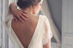Marie Laporte- collection 2013 ©Pauline Franque #robe de mariée #La mariée aux pieds nus