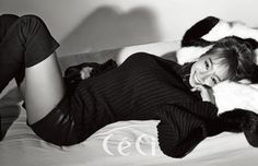 SISTAR's Hyorin is a flirty winter babe in 'CeCi' | Koogle TV