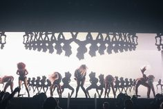 Beyonce The Mrs. Carter Show World Tour At London March 1st, 2014