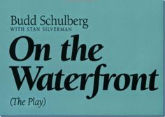 New Jersey Footlights: Auditions: 'On the Waterfront' for Hudson Shakespe...