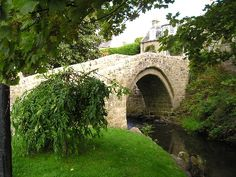Bishop Bridge, Ceres, Scotland by Karen V Bryan, via Flickr. Ceres, Fife: http://www.europealacarte.co.uk/blog/2007/09/07/ceres-fife/