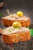 Paté de Pollo Casero Receta