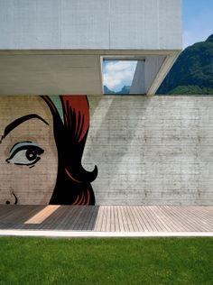 Buitenbehang POP POP POP WALL & DECO   outdoor wallpaper