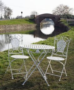 interior design recupero sedie in ferro. sedie originali da ... - Metallo Patio Tavolo E Sedie Rotondo