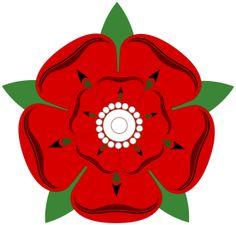 Red Rose of Lancashire #Lancashire