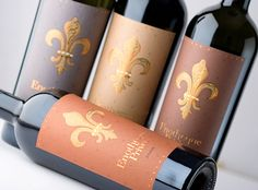 creative, design, Examples, Inspiration, label, packaging, professional,Enotheque Privee