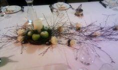 decorare la tavola Hotel MiraMonti