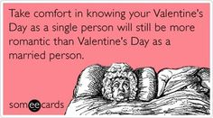 March Sorry The Biggest Celebrity You Share A Birthday With Is - 8 funny valentines cards for single people