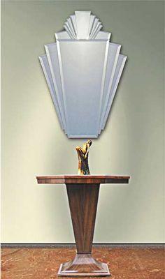 Art Deco Mirror, Art Deco Decor, Designer Furniture Melbourne, Sydney