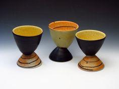 ceramic goblets