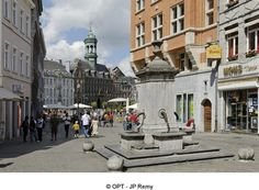 Mons town center