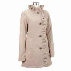 Betsy Johnson coat at Burlington so simple and elegant