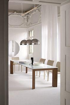 Dizajnový nábytok - Jídelní rozkládací stůl BRERA - JV Pohoda - nábytok