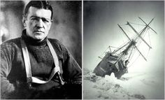 Ernest Shackleton News - The New York Times - Amazing Antarctic journey of adventure, disaster, endurance, survival, and rescue