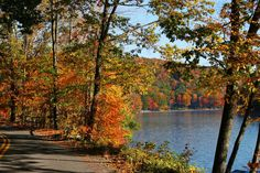 Maryland: Deep Creek Lake - State-by-State Guide to the Best Fall Color…