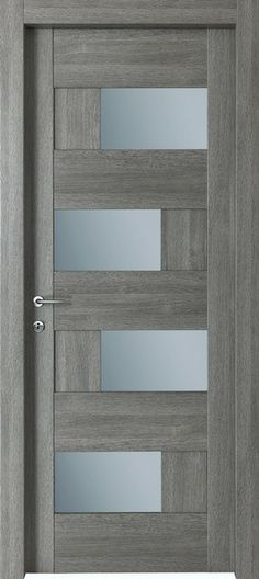 Porte interne modello Dahlia : in legno listellare… Door Design, Wooden Doors, Interior, Wood Doors, Windows And Doors, Room Doors, Entrance Doors, Doors Interior, Wood Doors Interior