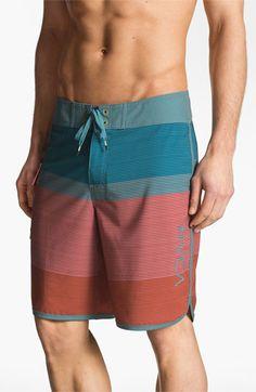 RVCA Commander Board Shorts | Nordstrom #Swimwear