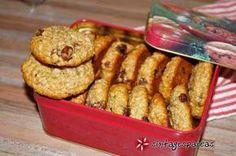 Μπισκότα με ταχίνι και μέλι #sintagespareas #mpiskotametahini
