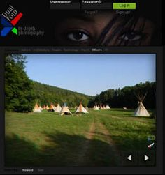 DUALFOTO, A NEW STEREOSCOPIC PHOTO PORTAL    DualFoto (Prague,Czech Republic) ins a new 3D stereoscopic photography portal launched by Jiri Slepicka in August 2012. The visitors can browse there images either in the form of the wiggle animation, anaglyph, or interlaced mode. The users can upload their 3D stereosocpic photo pairs, easily adjust them in the online stereo editor, and publish them, letting the viewer decide the way of displaying them. We only regret that t