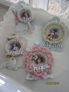 July Handmade Embellishment Kit-SOLD